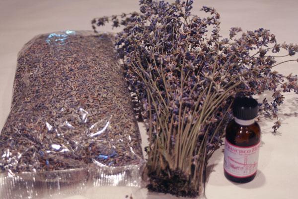 Lavenderstalks