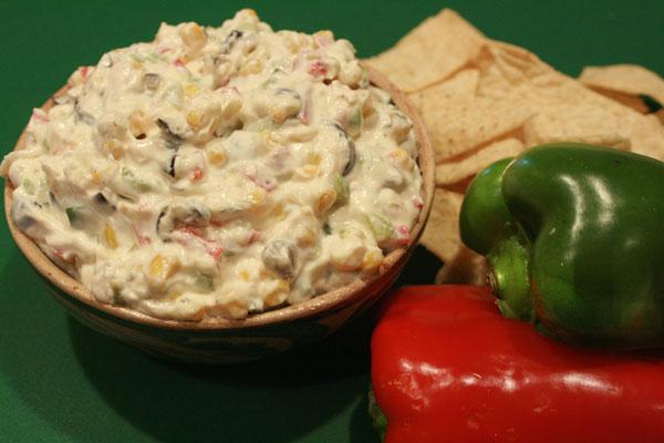 recipe: mexican ranch dip [29]